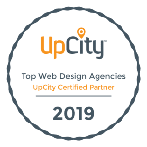 Web Design Certified by UpCity WordPress Web Development