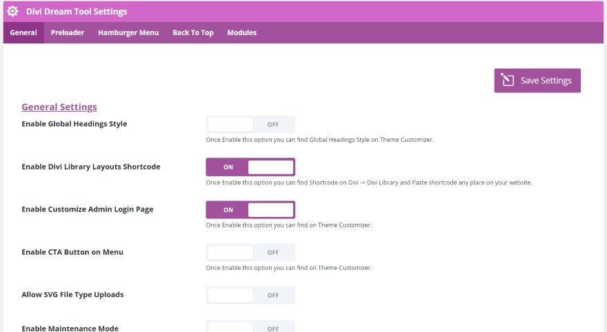 Divi Plugin Highlight: Divi Dream Tools