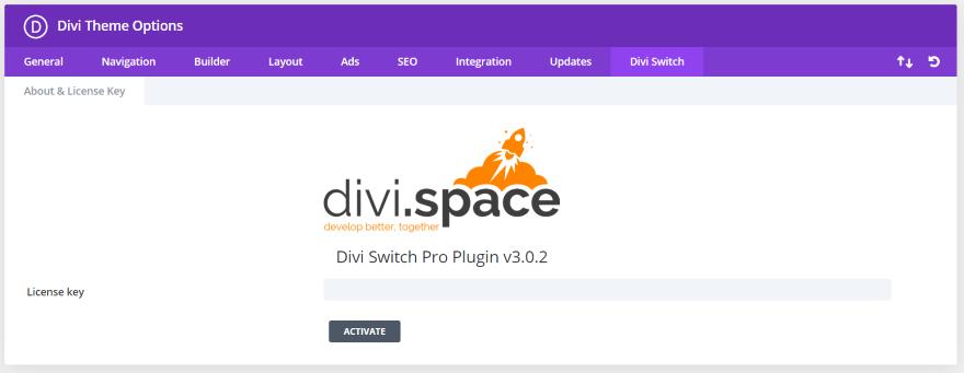 Divi Plugin Highlight – Divi Switch