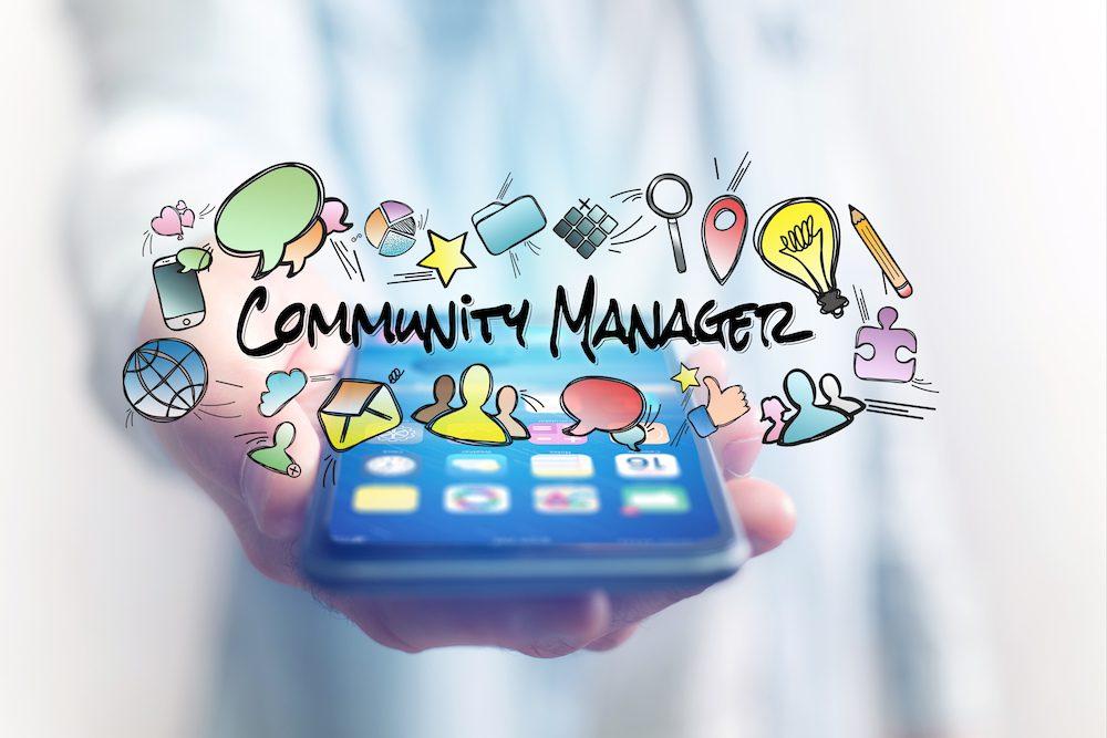 Community Manager Image