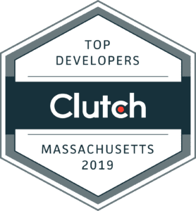 Clutch.co Award Badge