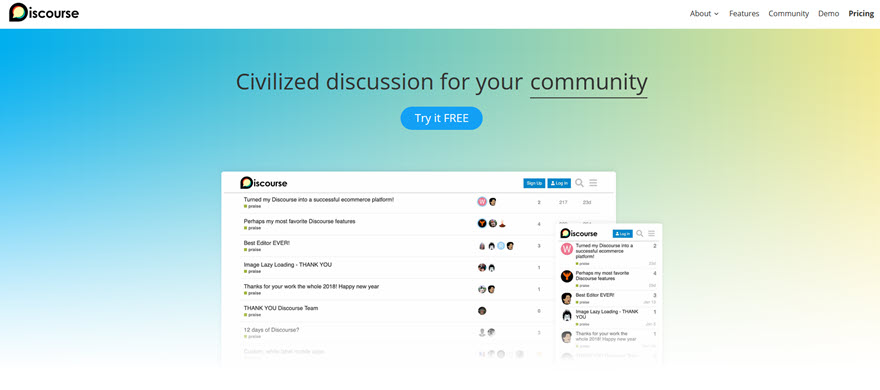 How to Install and Run a Community Forum with Discourse