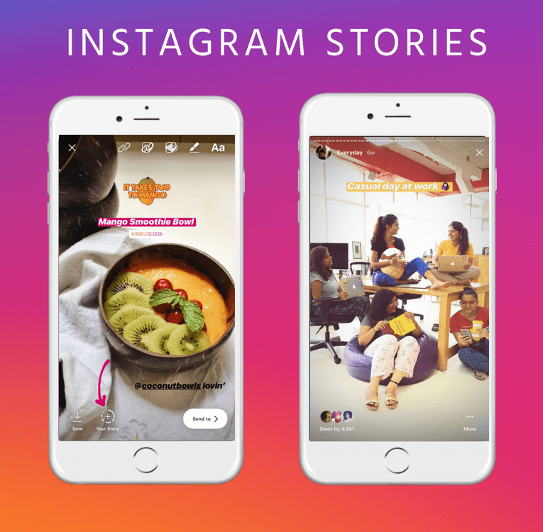 Instagram Stories Launches New Creative Features