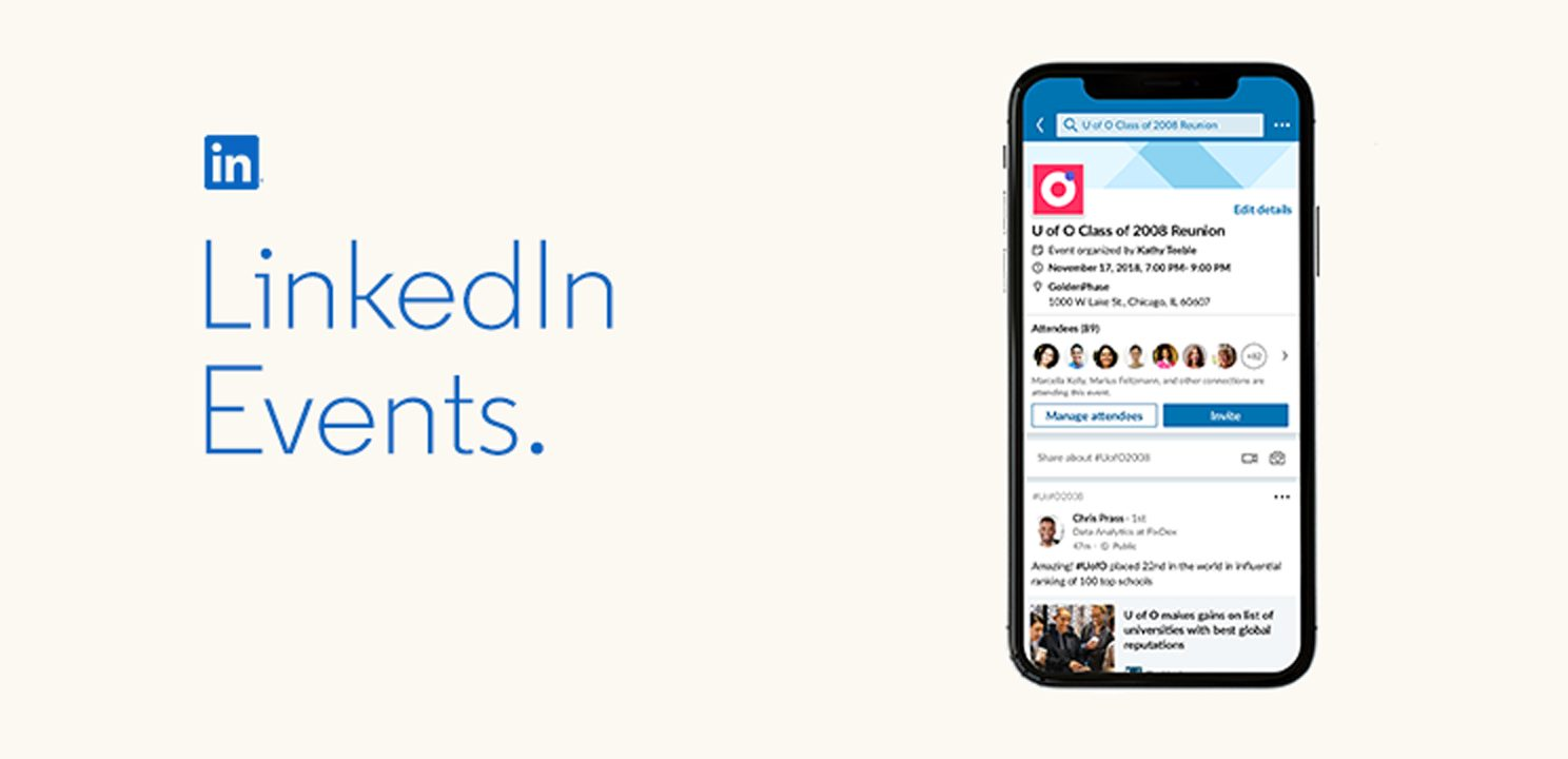 LinkedIn Events Relaunches: What Marketers Need to Know