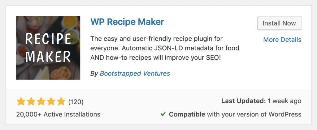 WP Recipe Maker Plugin Overview & Review