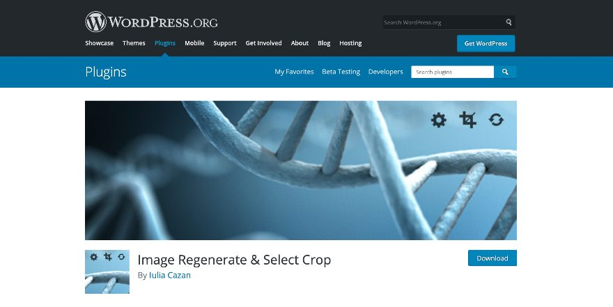How to Regenerate Thumbnails and Crop Images in WordPress