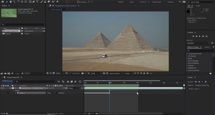 13 Excellent Adobe After Effects Tutorials for Motion Graphics and VFX Artists