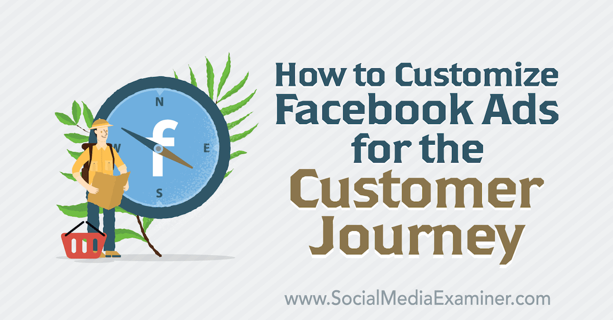How to Customize Facebook Ads for the Customer Journey
