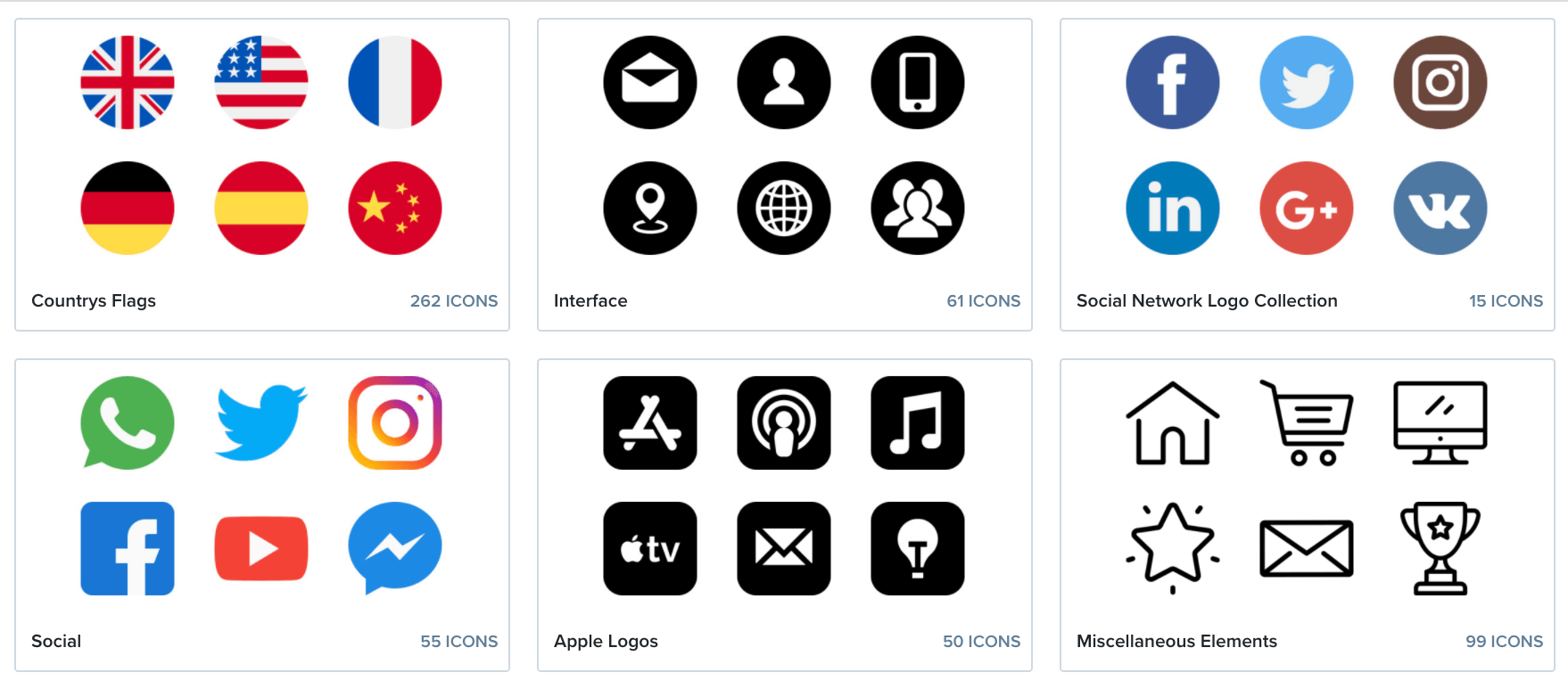 Free icons from Flaticon.