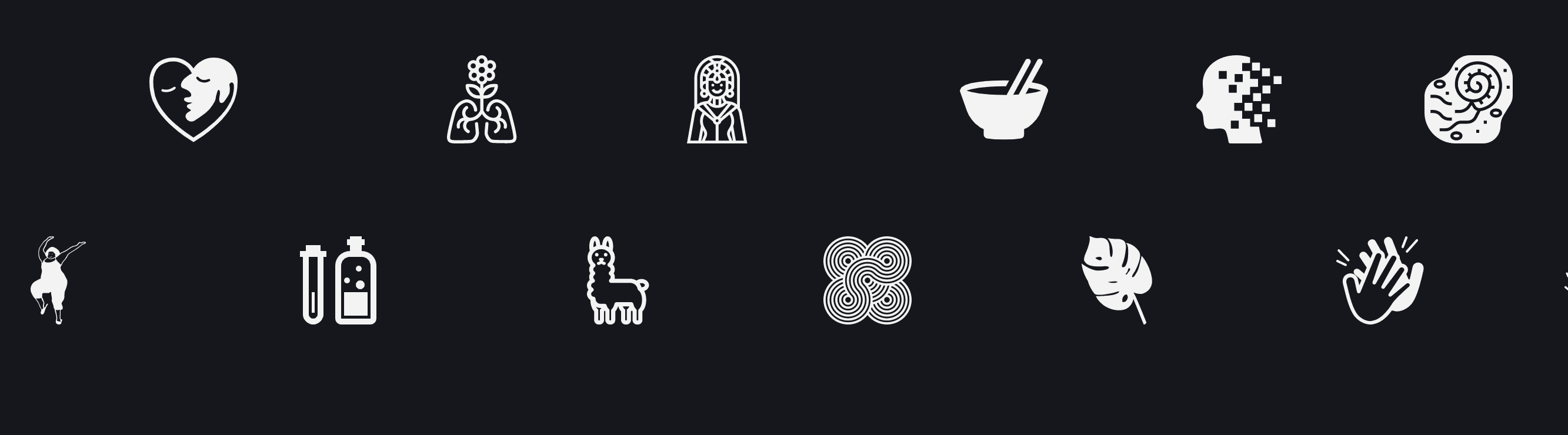 Icons from The Noun Project.