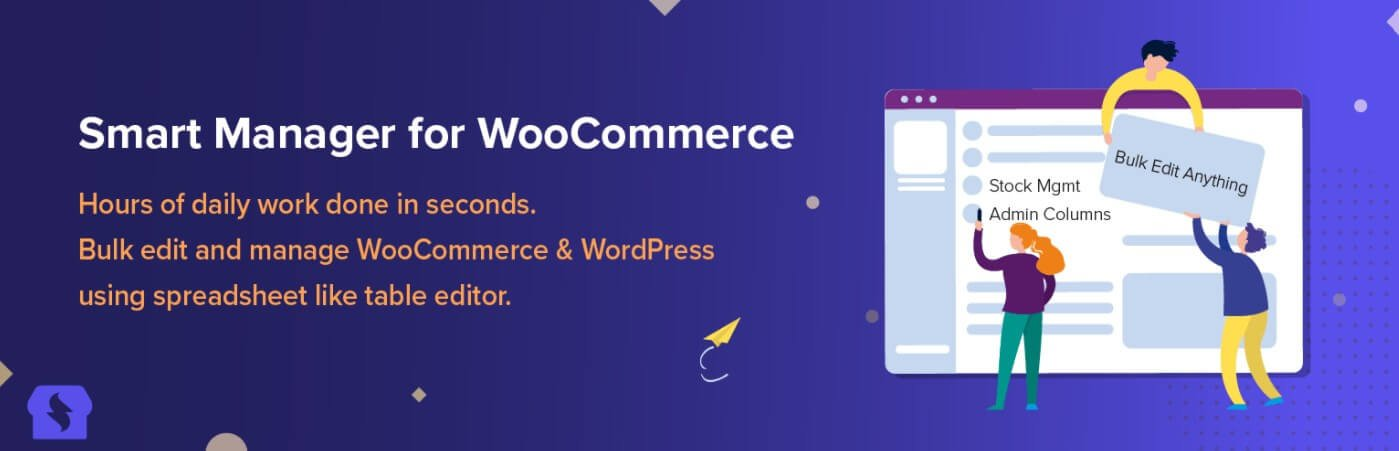 The Smart Manager inventory management plugin for WooCommerce.