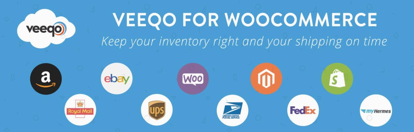 The Veeqo inventory management plugin for WooCommerce.