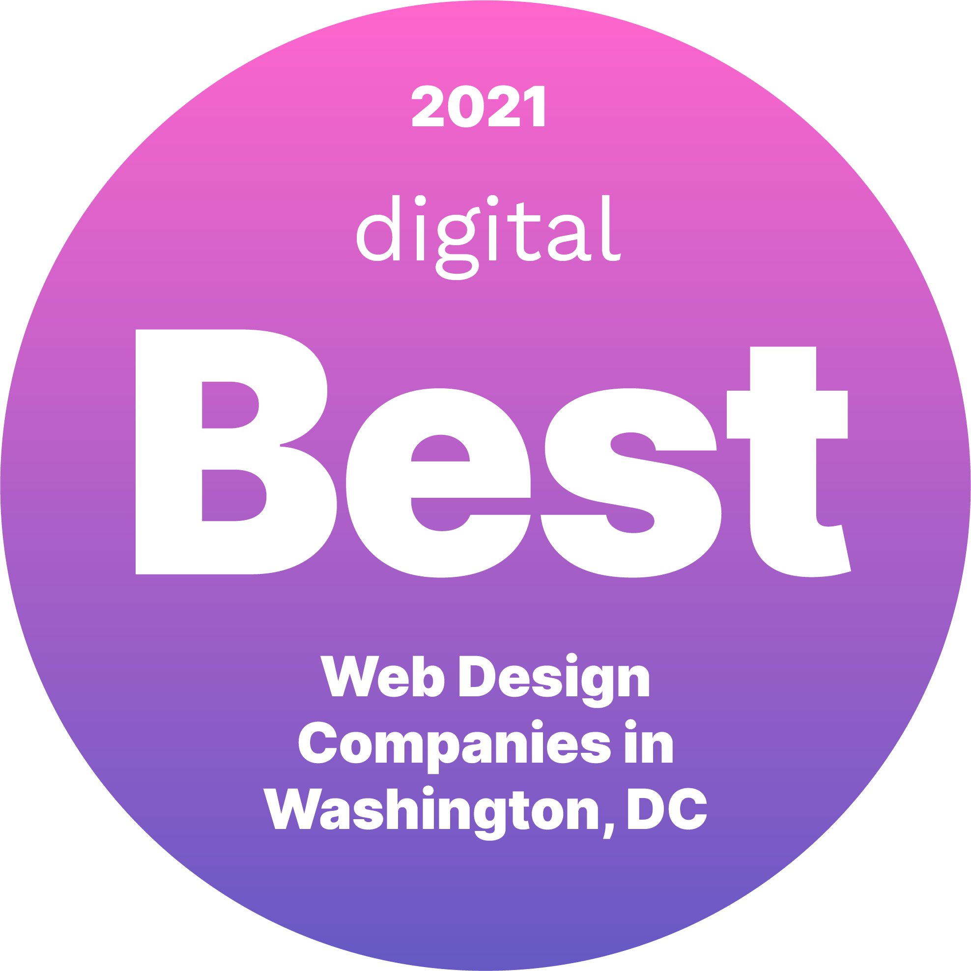 Ask the Egghead, Inc. Named Best Web Design Firm in Washington DC by Digital.com