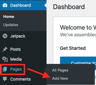 How to Create a Static Homepage on a WordPress Website