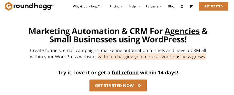 Groundhogg WordPress Marketing Automation & CRM: An Overview and Review