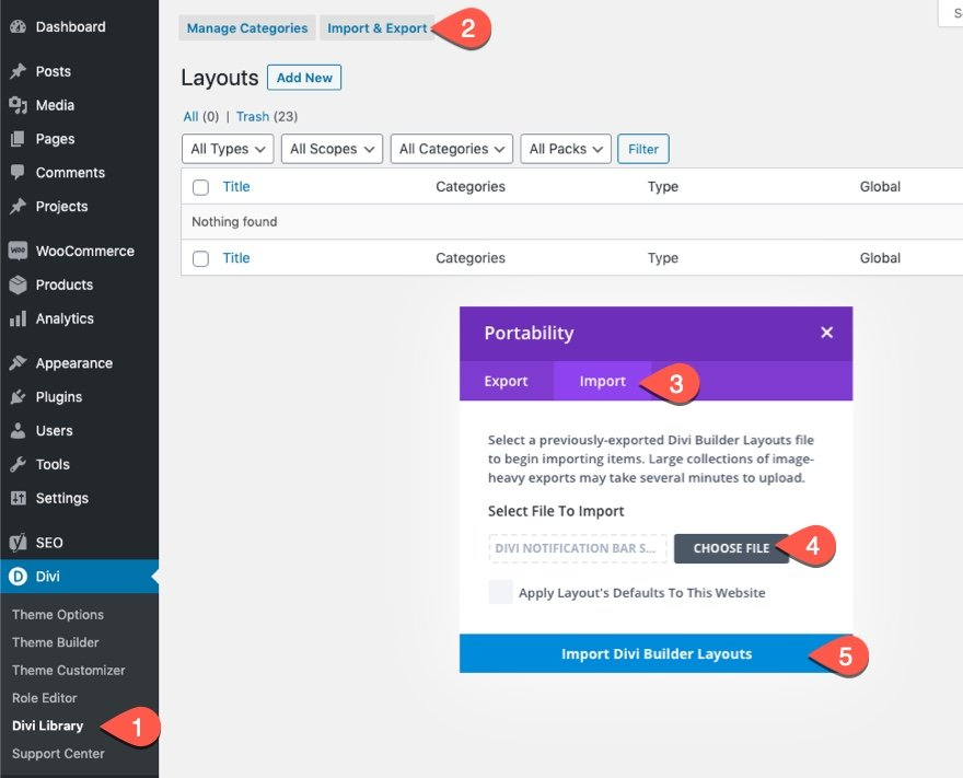 How to Add Floating Labels to Form Fields in Divi