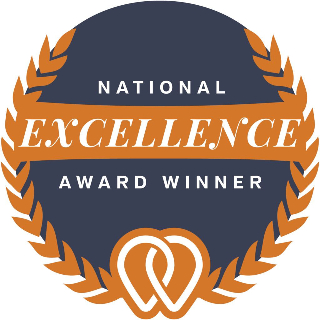 Ask the Egghead Inc. Announced as a 2021 National and Local Excellence Award Winner by UpCity!
